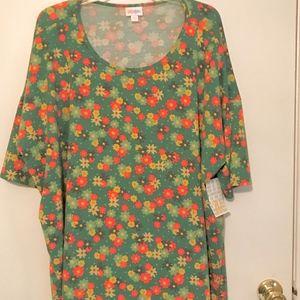 Woman's  Plus size 3X  blouse